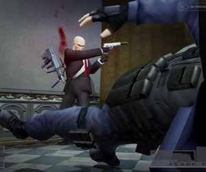 Hitman: Contracts Chat
