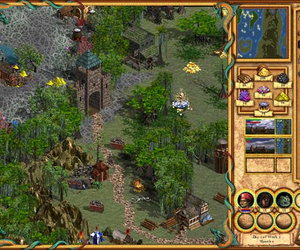 Heroes of Might and Magic IV Screenshots