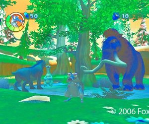 Ice Age 2: The Meltdown Screenshots
