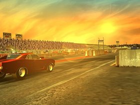 IHRA Drag Racing: Sportsman Edition Screenshot from Shacknews