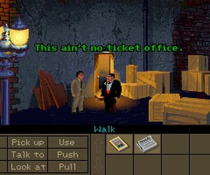 Indiana Jones and the Fate of Atlantis Screenshots