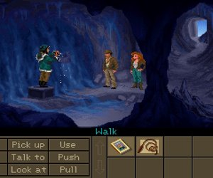 Indiana Jones and the Fate of Atlantis Files