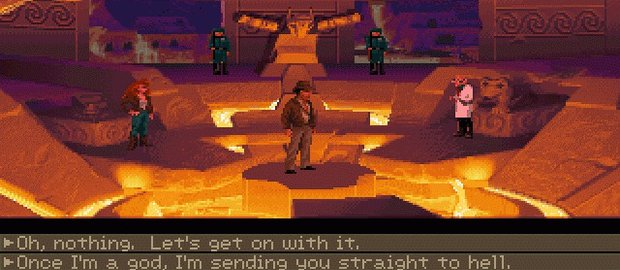 Indiana Jones and the Fate of Atlantis News
