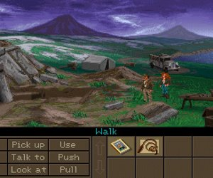 Indiana Jones and the Fate of Atlantis Screenshots