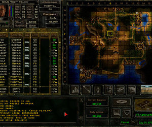 Jagged Alliance 2: Wildfire Files