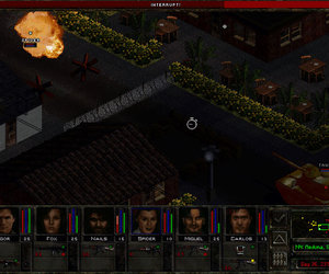 Jagged Alliance 2: Wildfire Chat