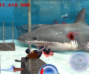 Jaws Unleashed Chat