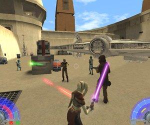 Star Wars Jedi Knight: Jedi Academy Screenshots