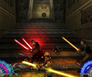 Star Wars Jedi Knight: Jedi Academy Screenshots
