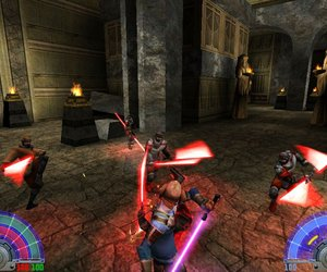 Star Wars Jedi Knight: Jedi Academy Videos