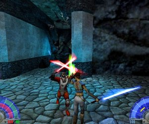 Star Wars Jedi Knight: Jedi Academy Chat
