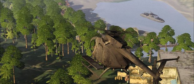 Joint Operations: Typhoon Rising News