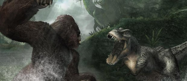 Peter Jackson's King Kong News