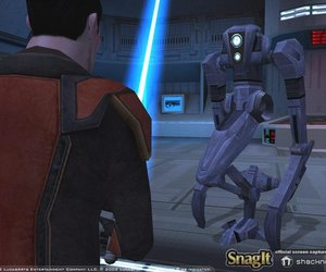 Star Wars: Knights of the Old Republic Chat