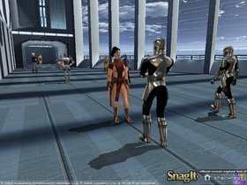 Star Wars: Knights of the Old Republic Screenshot from Shacknews