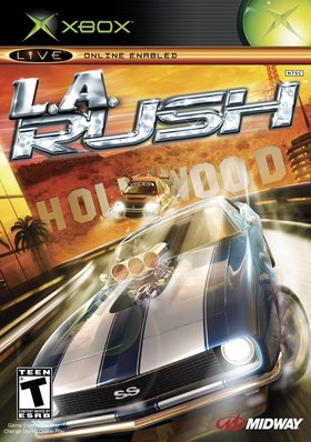 L.A. Rush Screenshot from Shacknews