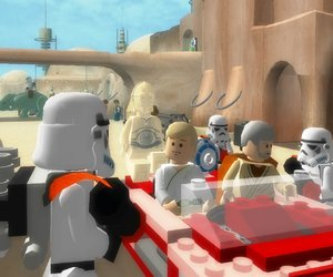LEGO Star Wars II: The Original Trilogy Files