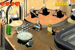 LEGO Star Wars II: The Original Trilogy Screenshots