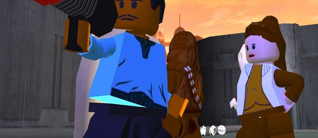 LEGO Star Wars II: The Original Trilogy News