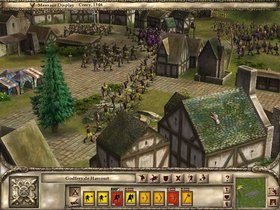 Lords of the Realm III Screenshot from Shacknews