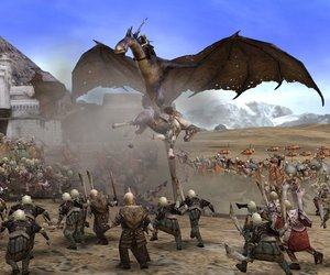 The Lord of the Rings: The Battle for Middle-earth Chat