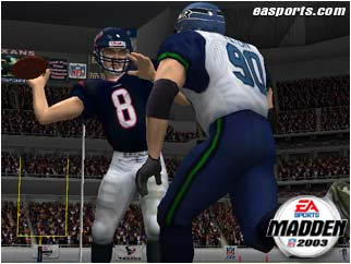 Madden NFL 2003 Chat