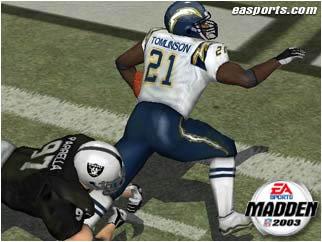 Madden NFL 2003 Screenshots