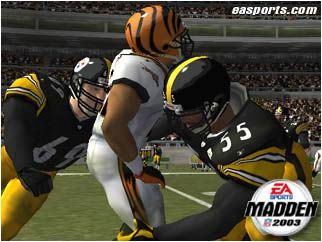Madden NFL 2003 Screenshots