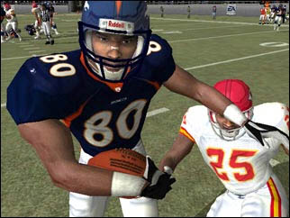 Madden NFL 2004 Screenshots