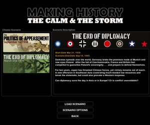 Making History: The Calm & the Storm Files