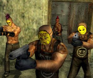 Manhunt Screenshots