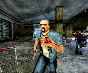 Manhunt Screenshots