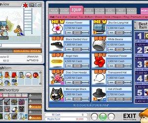 MapleStory Screenshots