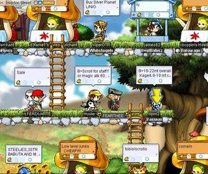 MapleStory Chat