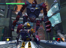 Metal Arms: Glitch in the System Screenshot from Shacknews