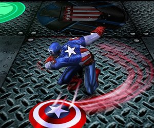 Marvel: Ultimate Alliance Chat