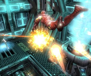 Marvel: Ultimate Alliance Screenshots