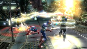 Marvel: Ultimate Alliance Screenshot from Shacknews