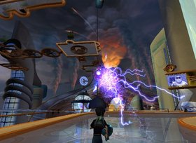 Disney's Meet the Robinsons Screenshot from Shacknews