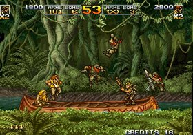 Metal Slug Anthology Screenshot from Shacknews
