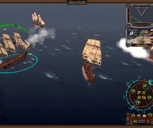Age of Sail II Screenshots