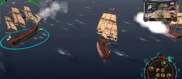Age of Sail II News
