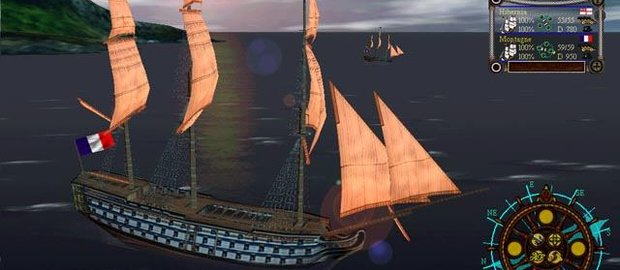 Age of Sail II News