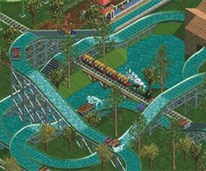 RollerCoaster Tycoon Files
