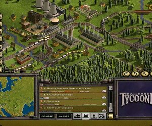 Railroad Tycoon 2 Screenshots