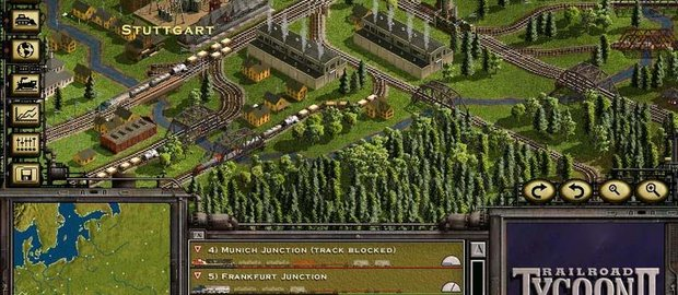 Railroad Tycoon 2 News