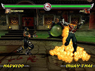 Mortal Kombat: Deadly Alliance Videos