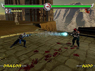 Mortal Kombat: Deadly Alliance Chat