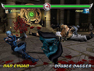 Mortal Kombat: Deadly Alliance Screenshots