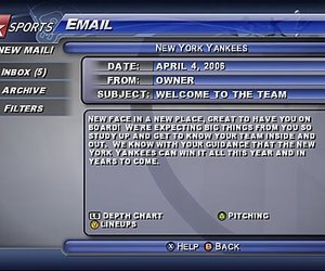 Major League Baseball 2K6 Screenshots